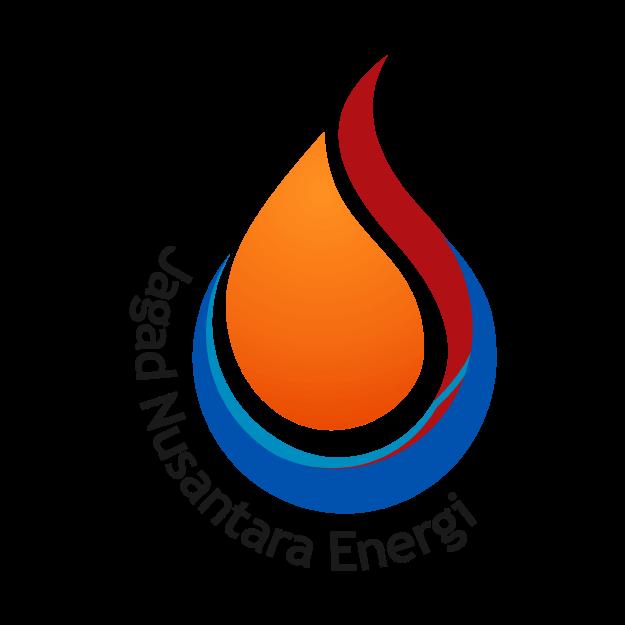 Logo jagad nusantara energi