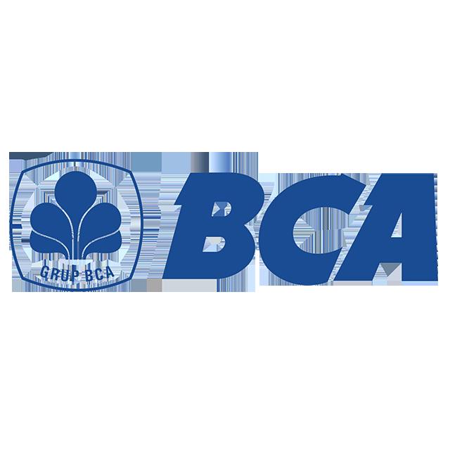 Logo Bank Central Asia mitra perbankan terpercaya